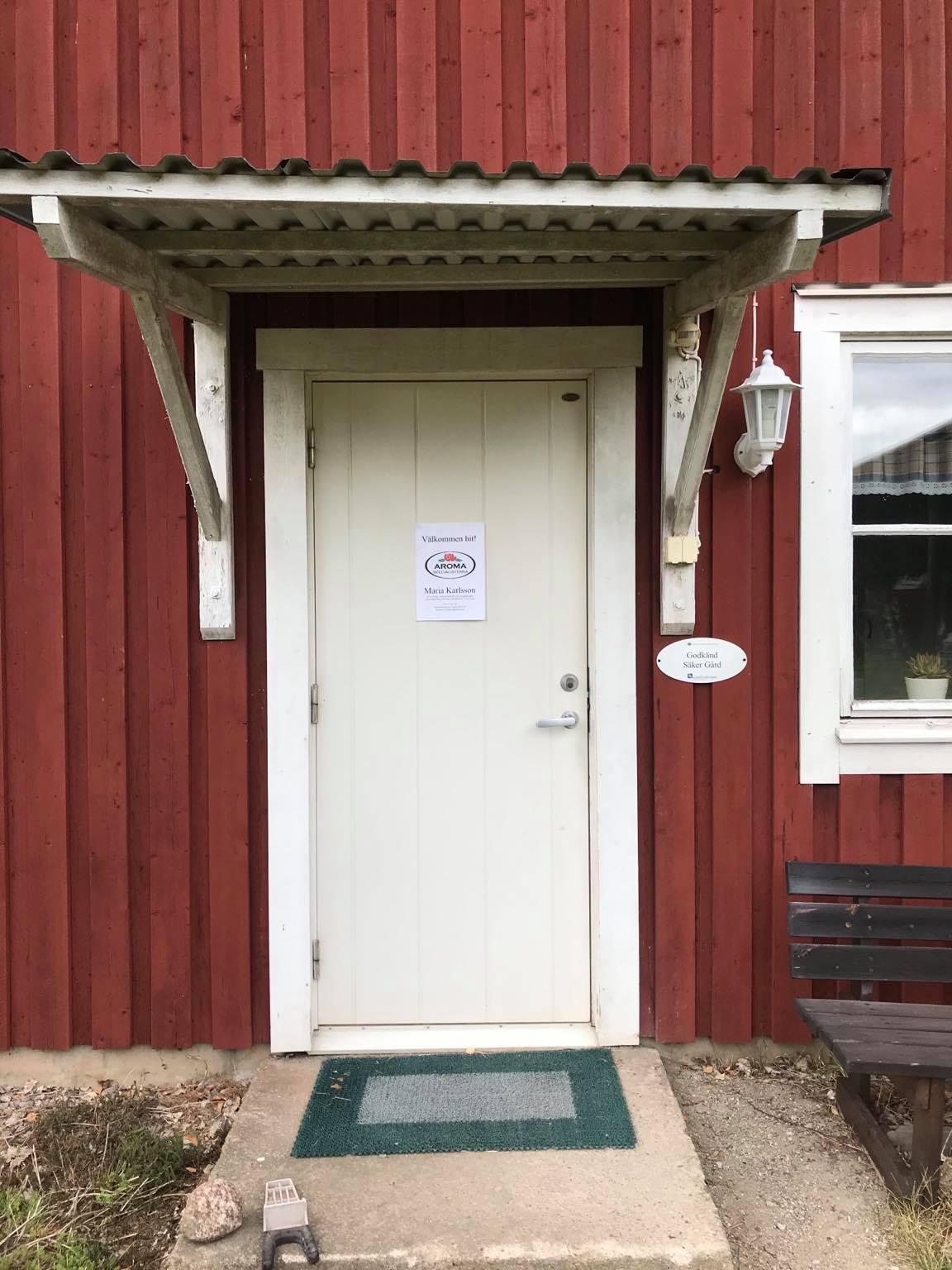 entredörr lötsberga